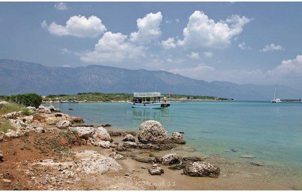 эгейское море, острова