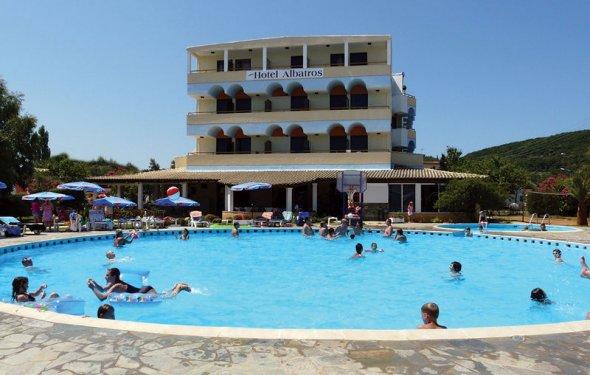 ALBATROS HOTEL 3 * (Греция