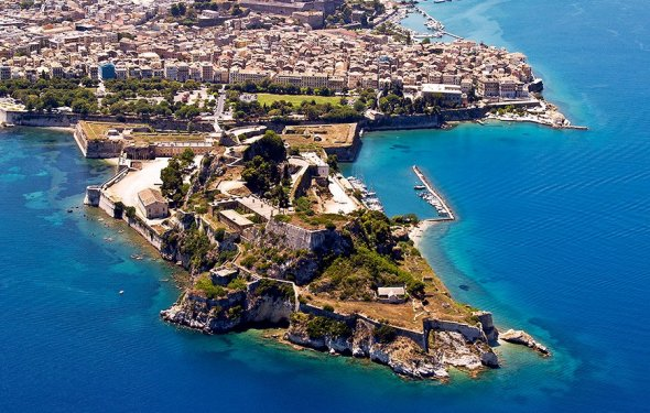 Беницес - курорт острова Корфу