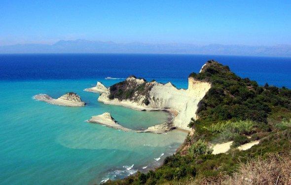 Греция корфу отели