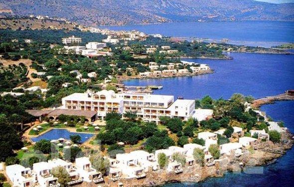 греция крит отели цены