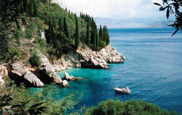 Греция, о