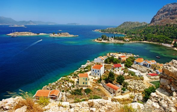 Греция: о. Родос!