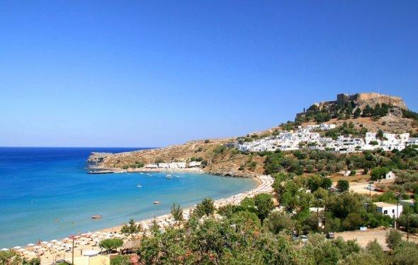 Греция о.Родос!
