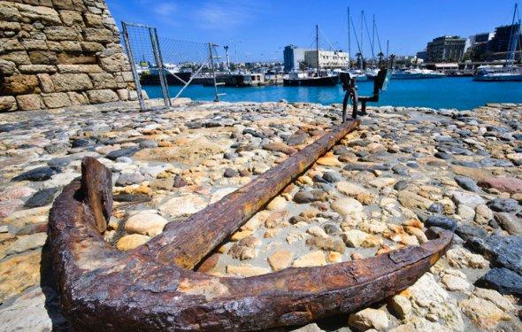 греция остров крит отели и