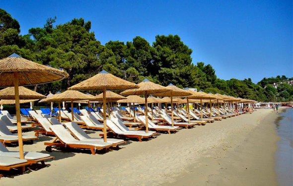 греция пляжный отдых