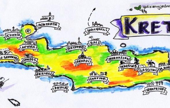 Остров Крит считается самым