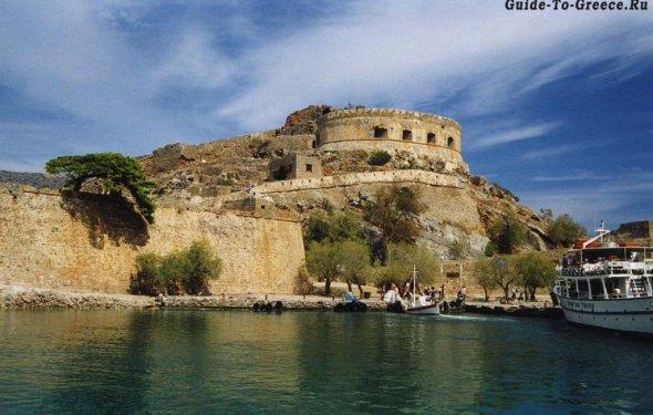 Крит - самый большой греческий