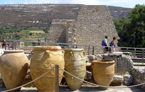 Отдых на острове Крит-Ираклион