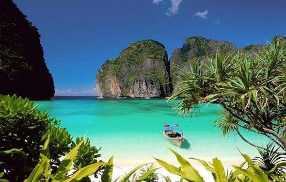 Лучшие острова для отдыха (10