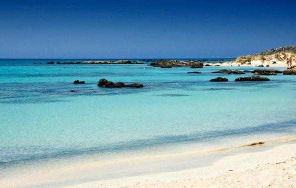 Elafonisi beach - Элафониси