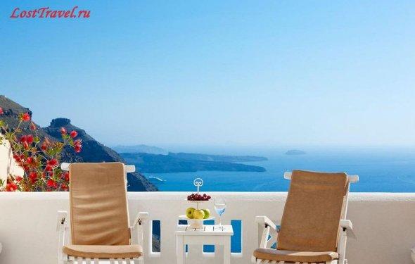 Место отдыха в Греции остров