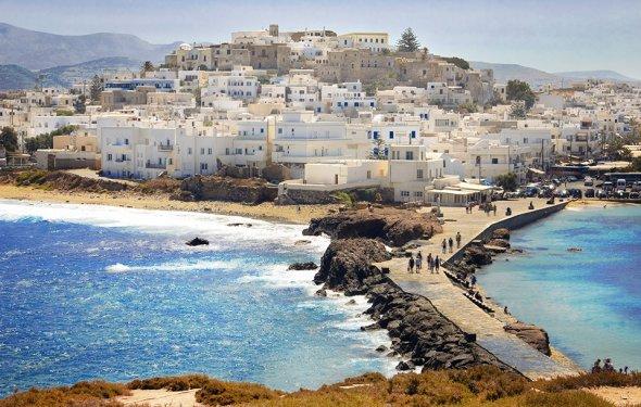 Остров Наксос - в списке