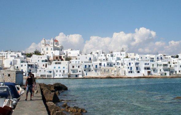 Греция: Остров Парос фото