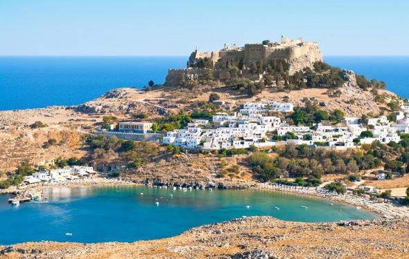 Остров Родос и его
