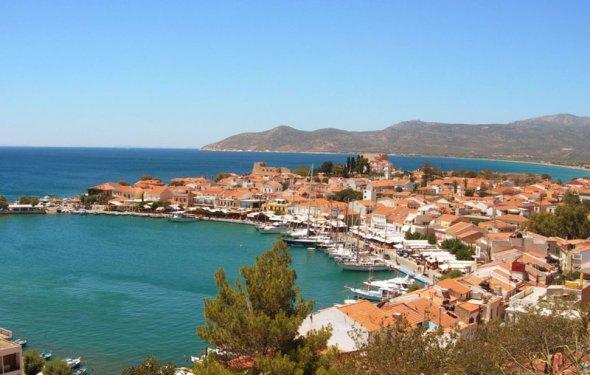 Island Samos Greece, фото