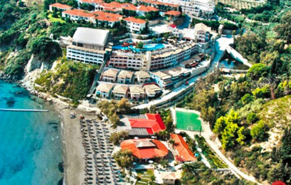 остров закинф греция отели 4