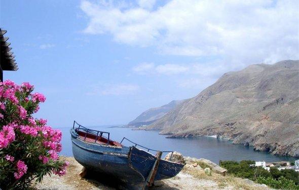 Отдых на острове Корфу и Крит