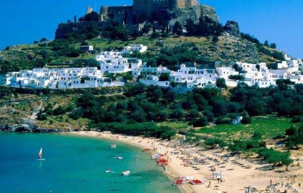 Острова Греции: Остров Парос