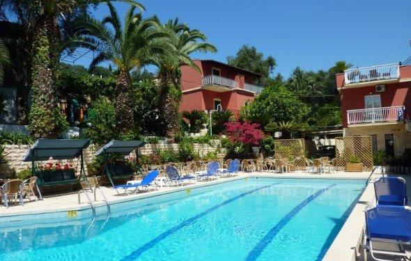 Отель Oasis 3* Корфу Греция