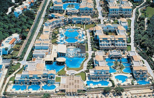 Отели острова Крит