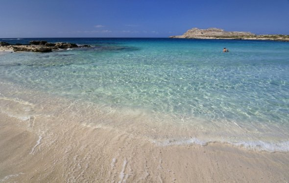 Пляж Диакофти (Diakofti Beach)