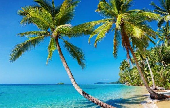 пляж остров отдых курорт