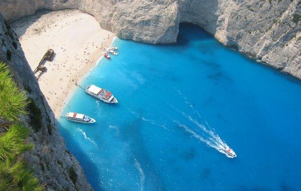 Самые лучшие курорты Греции