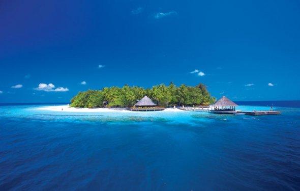 Самый красивый остров в мире