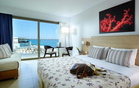 Санторини, Греция: Отель