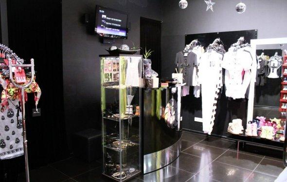 Santorini, Магазин женской