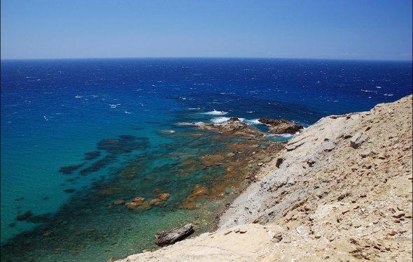 Туристическая Греция. Остров