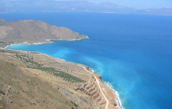 Остров Крит. Греция. Фото:
